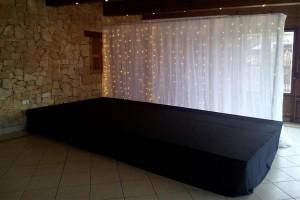 Stage setups