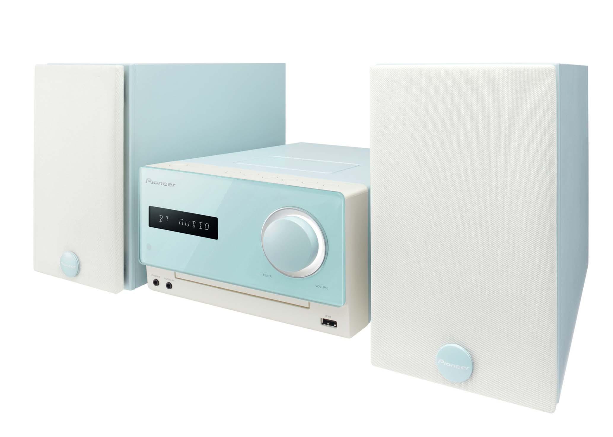 Pioneer XW-SMA1-K Wireless Speaker with Airplay, DLNA & USB « Audio ...