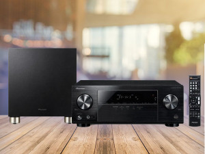 Home Cinema Amplifiers